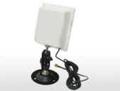 1.71GHz~2.17GHz PANEL Antenna II  08dBi  for RP SMA MALE L=1500m